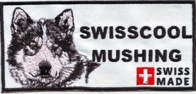 swisscool mushing logo